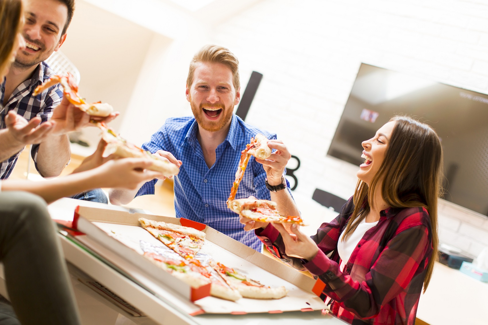 Investment in Pizza is an Investment an American Favorite